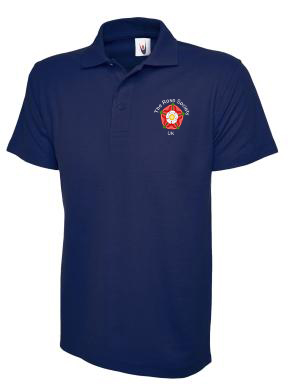 POLO – BLUE WITH LOGO