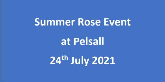 PELSALL EVENT